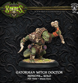 Privateer Press Witch Doctor