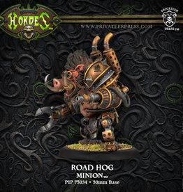 Privateer Press Road Hog