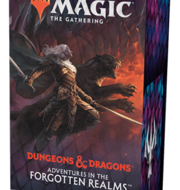Wizards of the Coast MtG Adventures in the Forgotten Realms Pre-release Pack