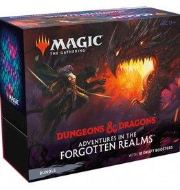 Wizards of the Coast MtG Adventures in the Forgotten Realms Bundle (EN)