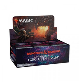 Wizards of the Coast MtG Adventures in the Forgotten Realms Draft Booster Box (36) (EN)