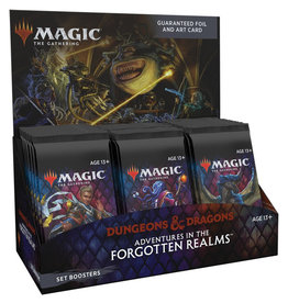 Wizards of the Coast MtG Adventures in the Forgotten Realms Set Booster Box (30) (EN)