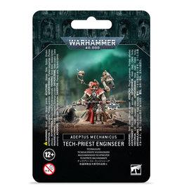 Games Workshop Astra Militarum Tech-Priest Enginseer