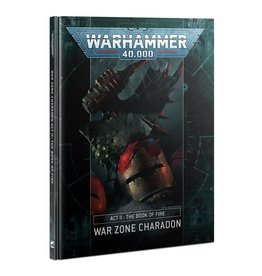 Games Workshop Warhammer 40.000 Charadon Act 2: The Book of Fire