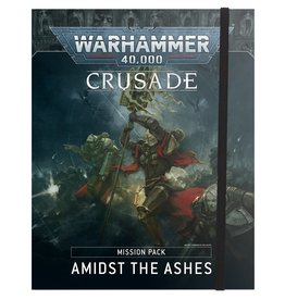 Games Workshop Warhammer 40.000 Crusade Mission Pack: Amidst the Ashes