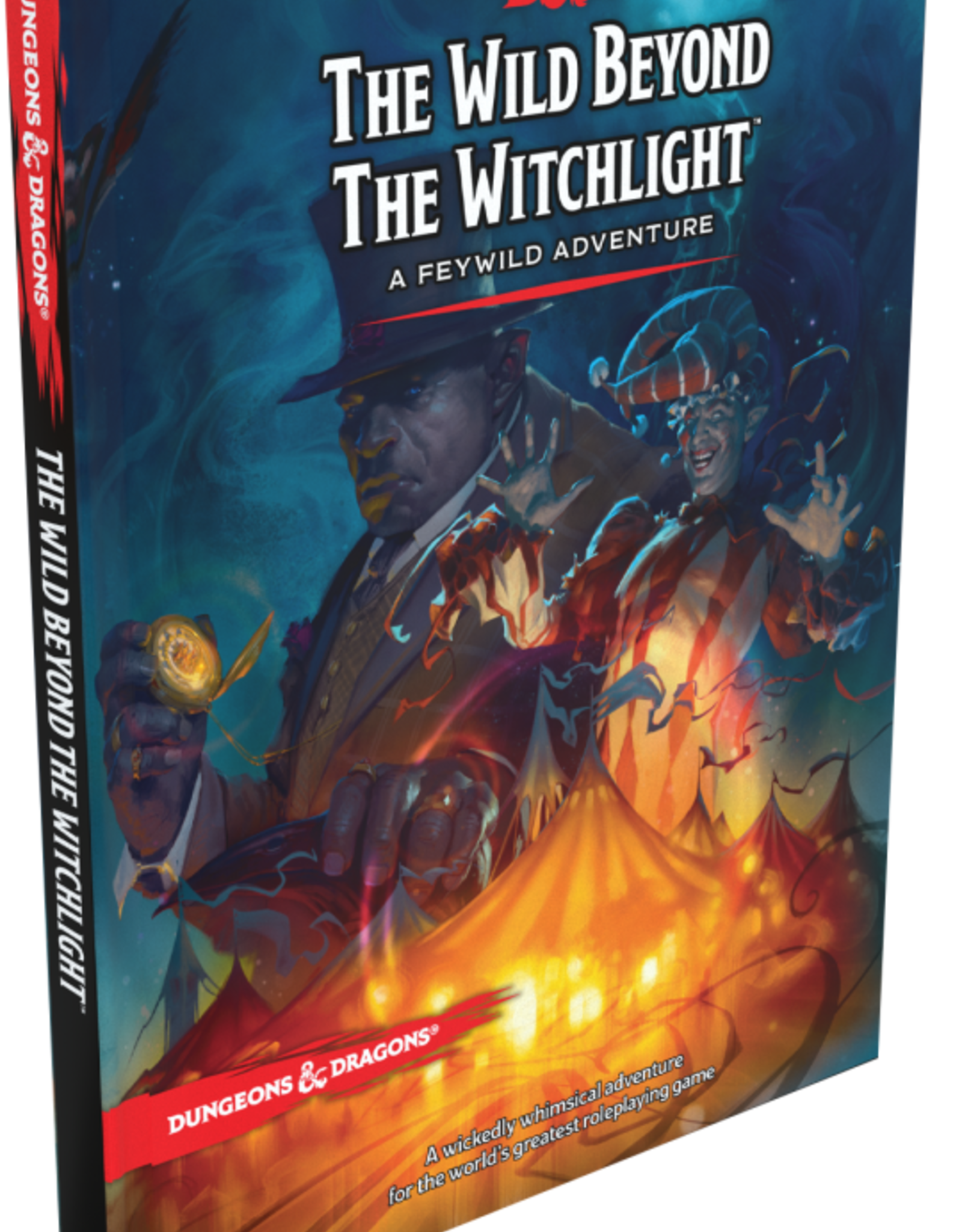 Wizards of the Coast D&D 5th ed. The Wild Beyond the Witchlight