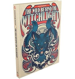 Wizards of the Coast D&D 5th ed. The Wild Beyond the Witchlight Alternate Art