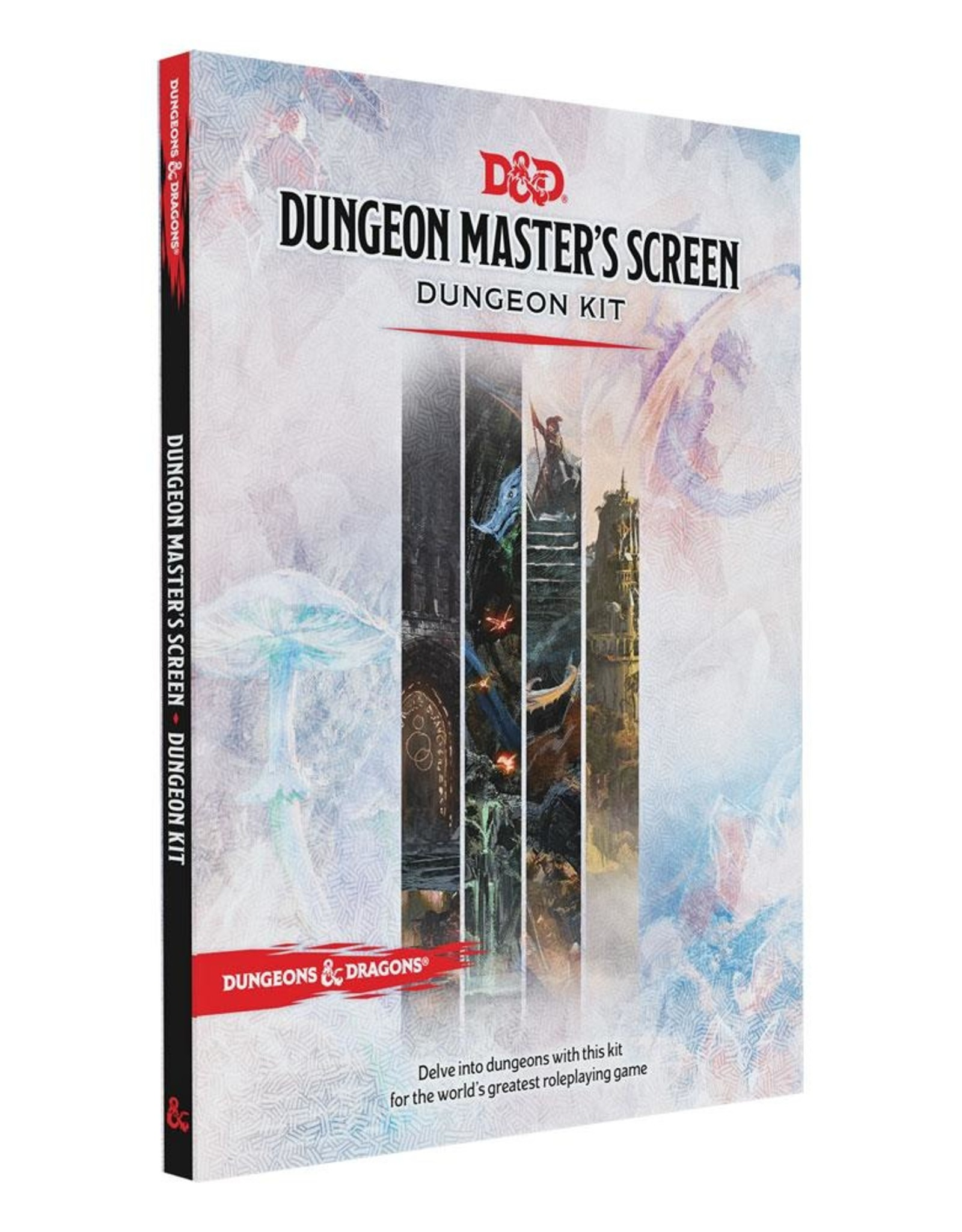 Wizards of the Coast D&D 5th ed. Dungeon Master's Screen Dungeon Kit
