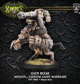 Privateer Press Gun Boar