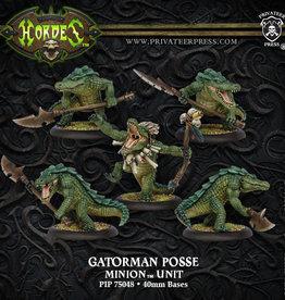 Privateer Press Gatorman Posse