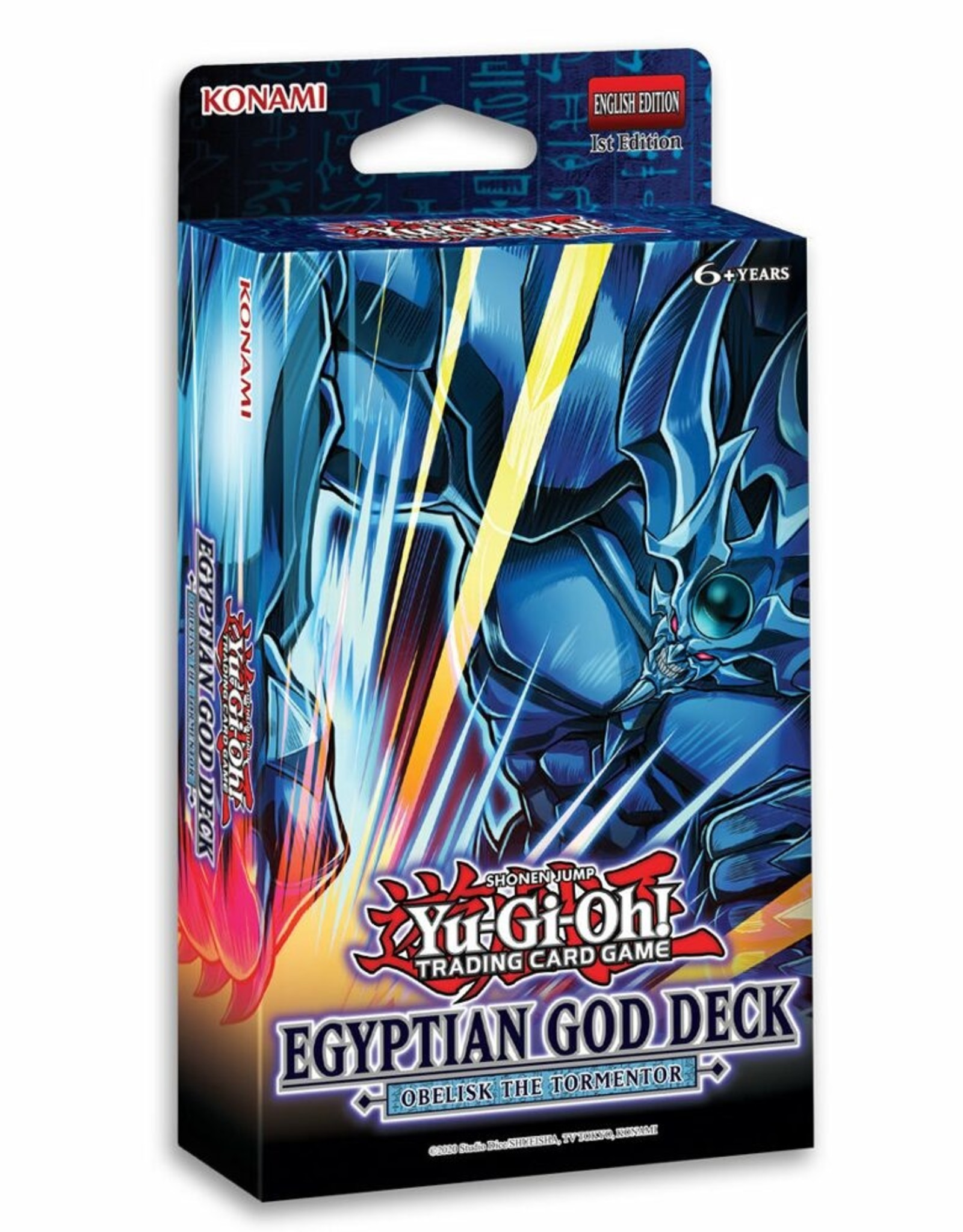 Konami Yu-Gi-Oh Egyptian Gods Structure Deck: Obelisk the Tormentor
