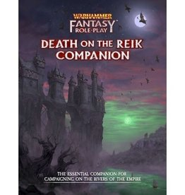 Cubicle 7 Warhammer Fantasy Roleplay 4th Ed. Death on the Reik Companion