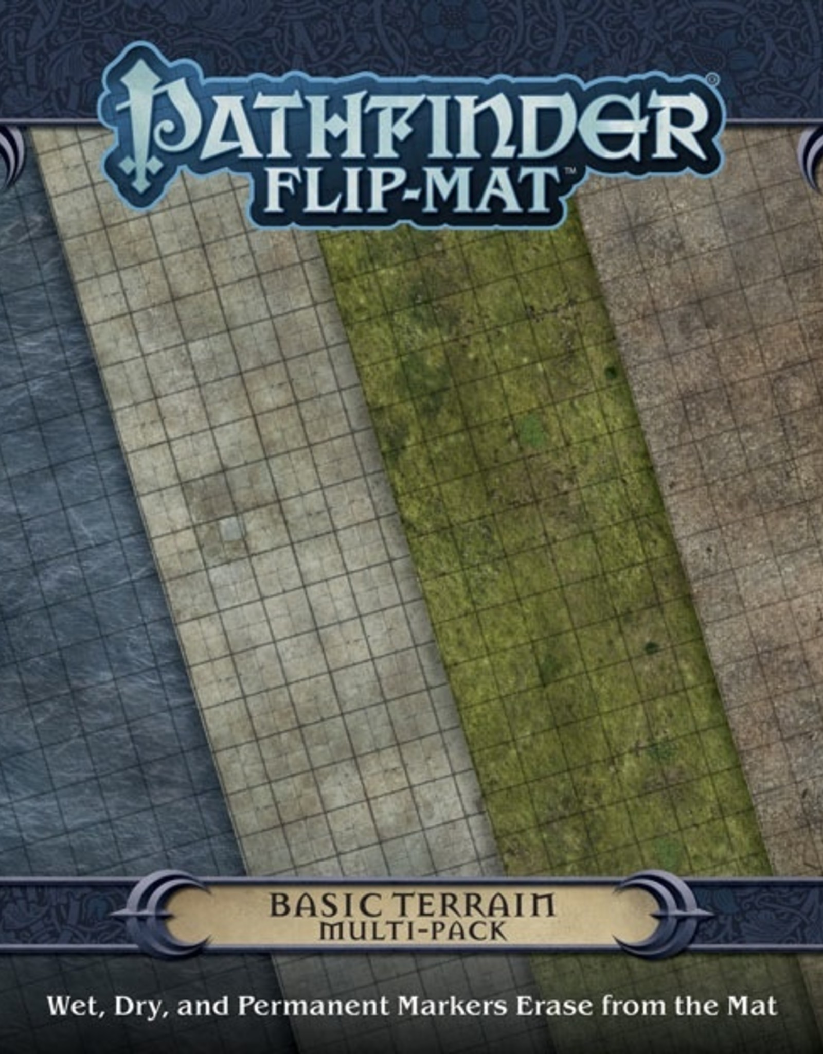 Paizo Pathfinder Flip-Mat Basic Terrain Multi-Pack