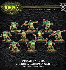 Privateer Press Croak Raiders
