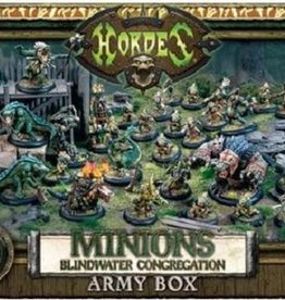 Privateer Press Blindwater Congretation Army Box