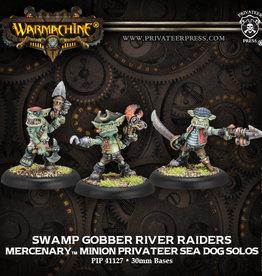 Privateer Press Swamp Gobber River Raiders