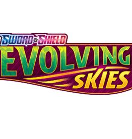 Pokemon USA POK S&S Evolving Skies Checklane Blister
