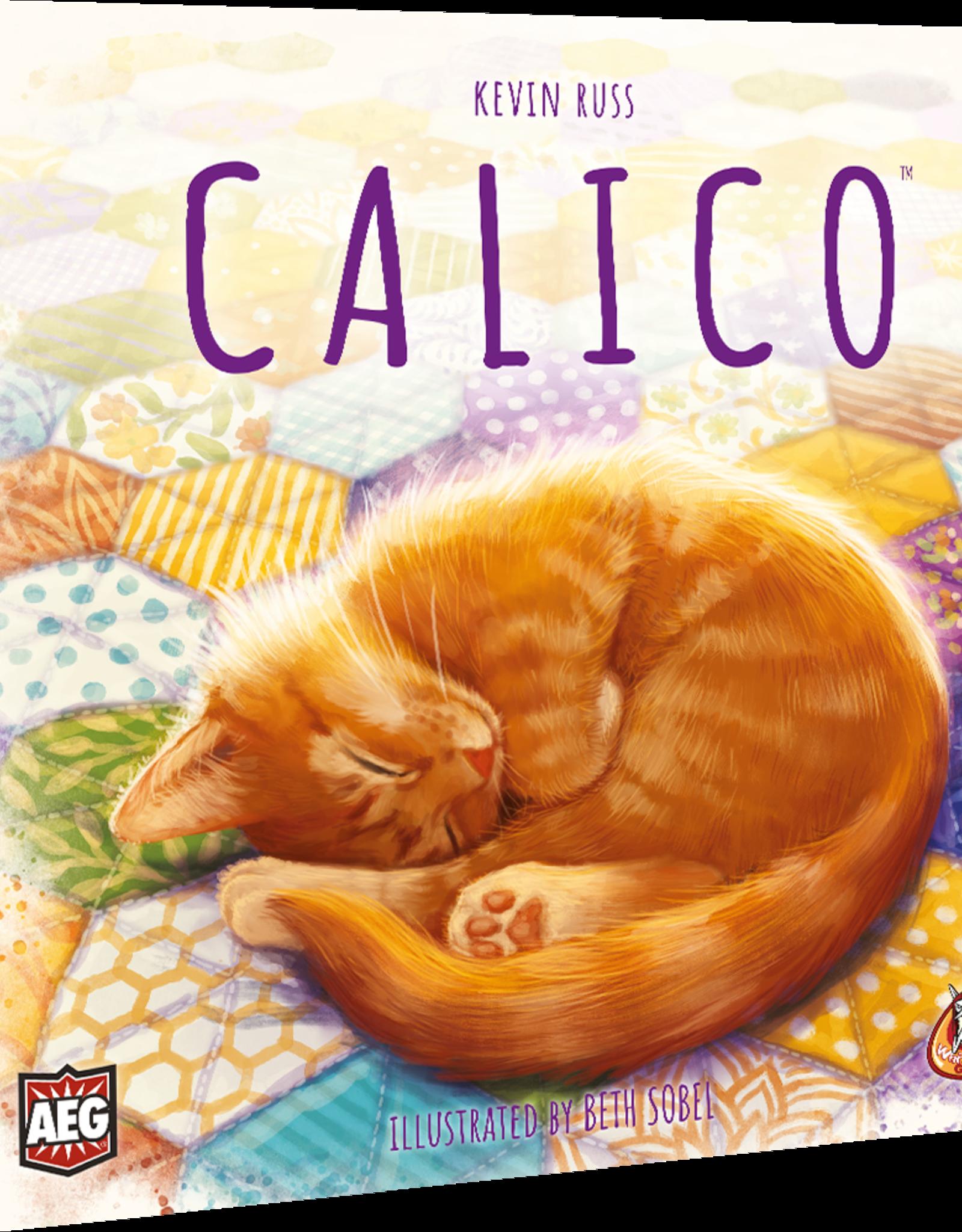 White Goblin Games Calico (NL)