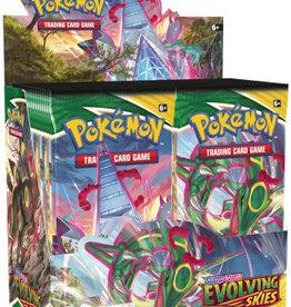 Pokemon USA POK S&S Evolving Skies Booster Box