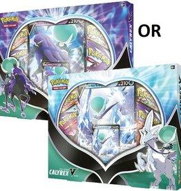 Pokemon USA POK Calyrex V Box Pre-order
