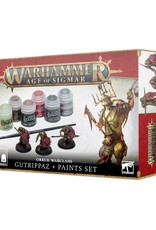 Games Workshop Age of Sigmar: Orruks Paint Set