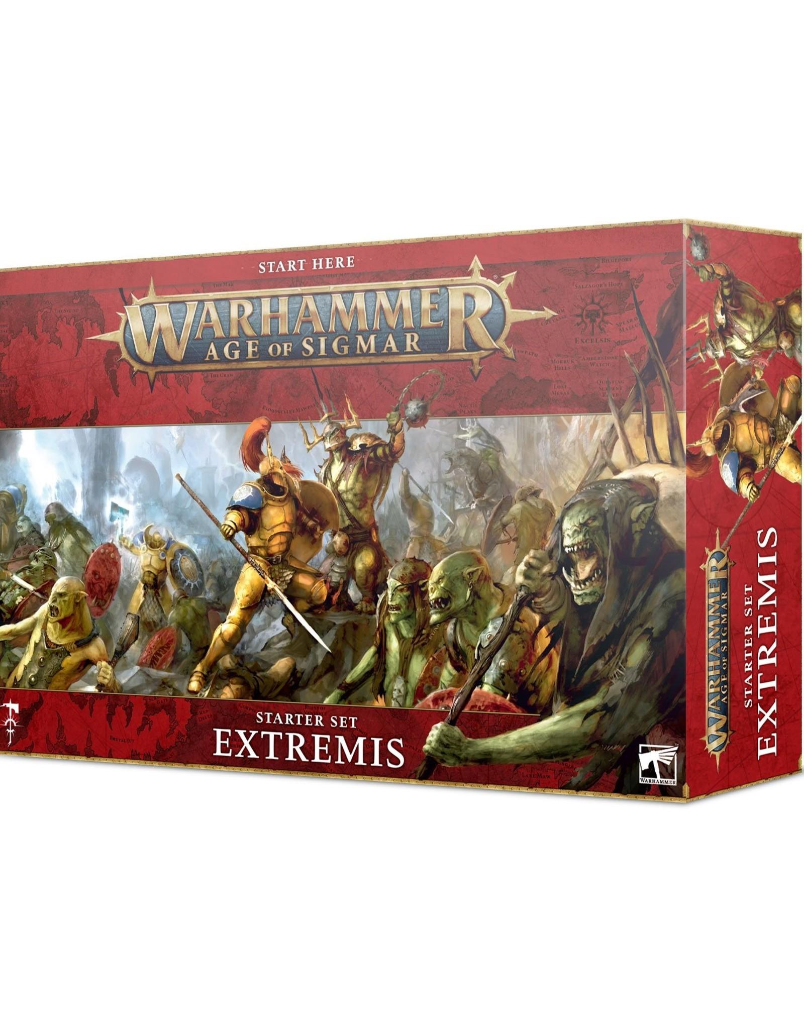 Games Workshop Age of Sigmar:  Extremis Start Set