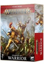 Games Workshop Age of Sigmar:  Warrior Starter Set