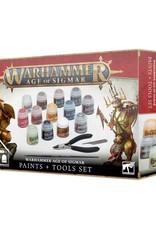 Games Workshop Age of Sigmar: Paints + Tools