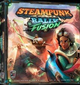 Roxley Games Steampunk Rally Fusion (ENG)