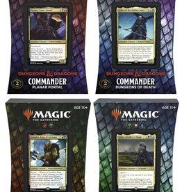 Wizards of the Coast MtG Adventures in the Forgotten Realms Commander Deck (EN)
