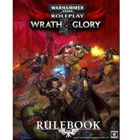 Cubicle 7 Warhammer40K Roleplay Wrath & Glory Rulebook