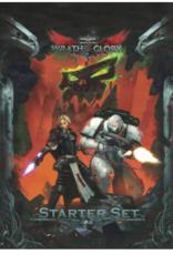 Cubicle 7 Warhammer40K Roleplay Wrath & Glory Starter Set