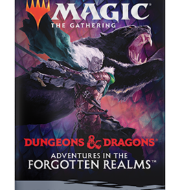 Wizards of the Coast MtG Adventures in the Forgotten Realms Draft Booster