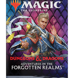 Wizards of the Coast MtG Adventures in the Forgotten Realms Set Booster (EN)