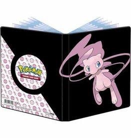 Ultra Pro Portfolio Pokemon Mew 4-Pocket