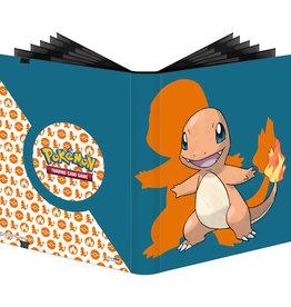 Ultra Pro Pro Binder Pokemon Charmander 2020 9-pocket