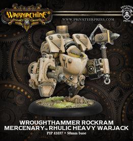 Privateer Press Wroughthammer Rockram
