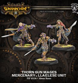 Privateer Press Thorn Gun Mages