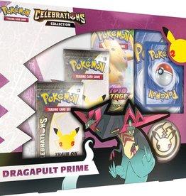 Pokemon USA POK Celebrations Collection Dragapult Prime