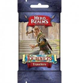 White Wizard Games Hero Realms: Journeys Travelers (EN)