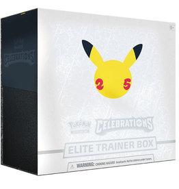 Pokemon USA POK Celebrations Elite Trainer Box