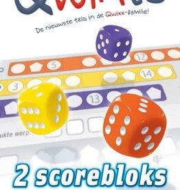 White Goblin Games Qwinto: extra scorebloks (NL)