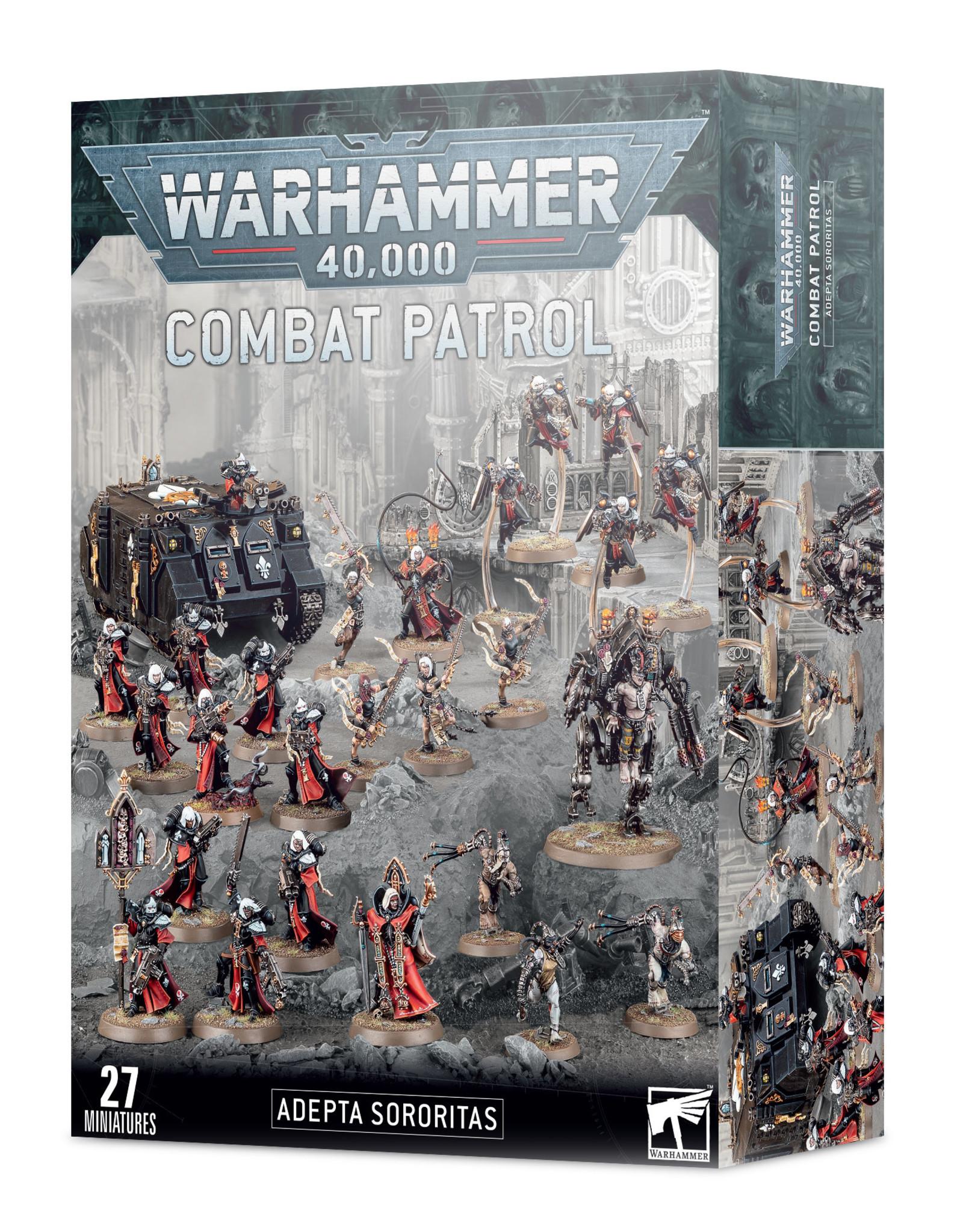 Games Workshop Combat Patrol: Adepta Sororitas