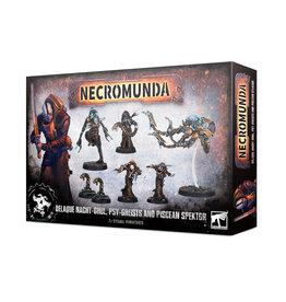 Games Workshop Necromunda Delaque Nacht-Gul and Psy-Gheists
