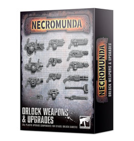 Games Workshop Necromunda: Orlock Weapons Upgrades