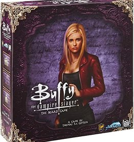 Jasco Games Buffy the Vampire Slayer, the Board Game (EN)