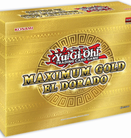 Konami Yu-Gi-Oh Maximum Gold El Dorado Pre-order