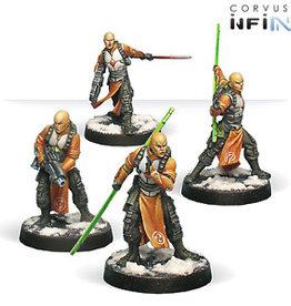Corvus Belli Shaolin Warrior Monks Box