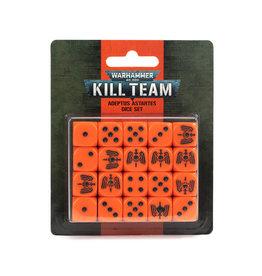 Games Workshop Kill Team: Adeptus Astartes Dice Set