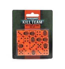 Games Workshop Kill Team: Death Korps of Krieg Dice Set